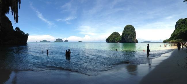 Pra-Nang Beach