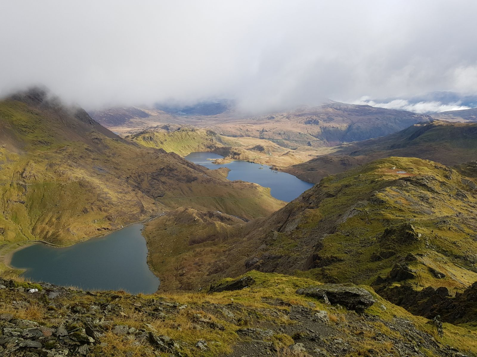 North Wales trip report   Avon Mountaineering Club
